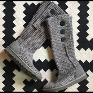 Knee High Cardy Boot